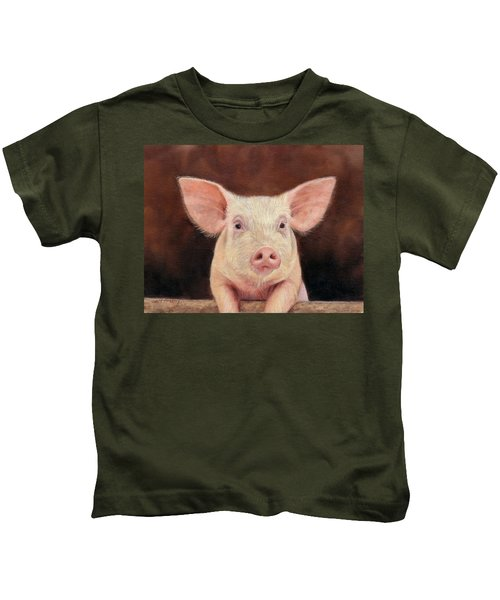 Pig Kids T-Shirt