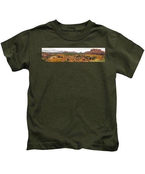 Sedona Panorama Kids T-Shirt