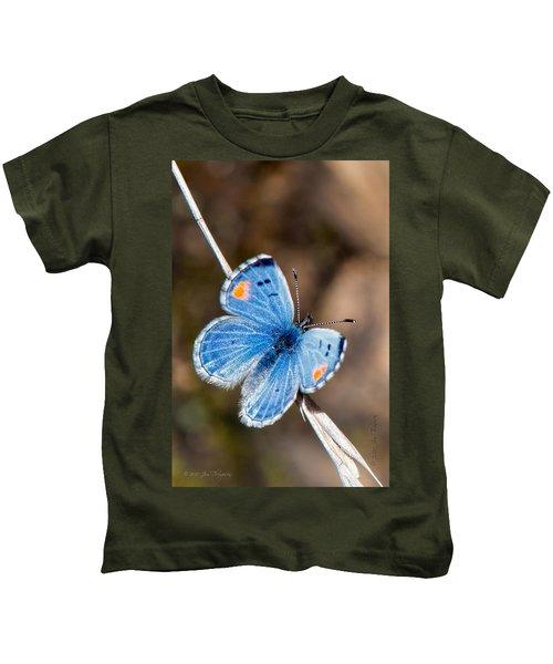 Sonoran Blue Kids T-Shirt