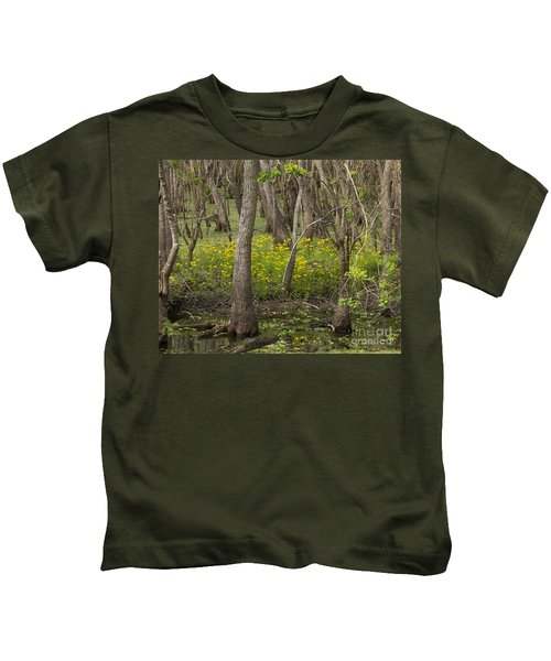 Spring Is In The Air Kids T-Shirt