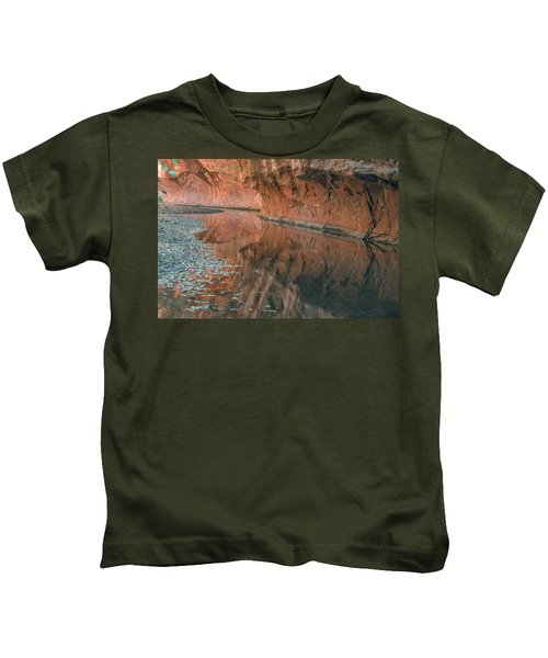 West Fork Reflection Kids T-Shirt