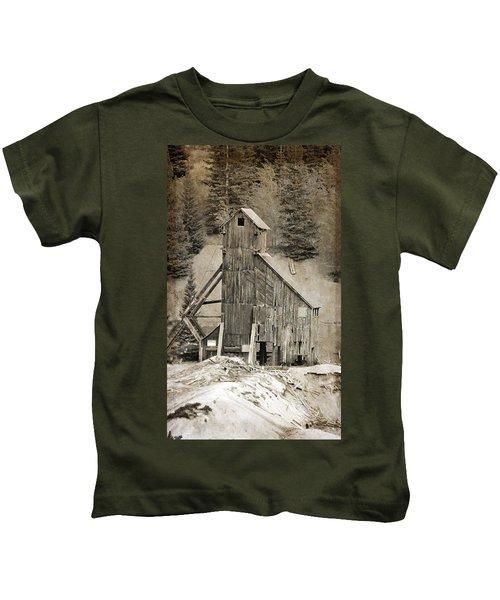 Yankee Girl Mine Kids T-Shirt