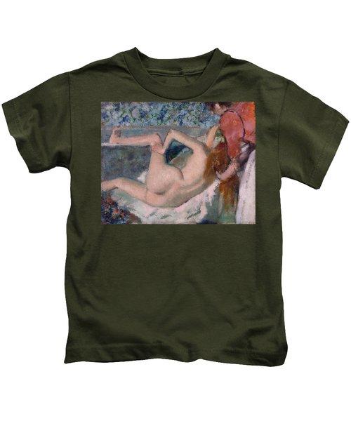 After The Bath Kids T-Shirt