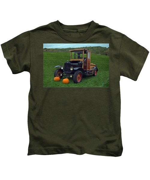 1922 Ford Model T Truck Kids T-Shirt
