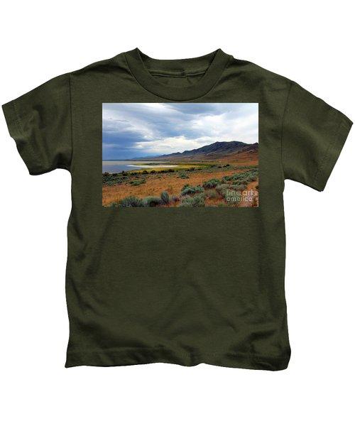 Antelope Island Kids T-Shirt