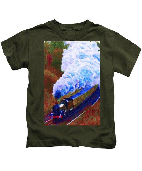 Billowing Kids T-Shirt