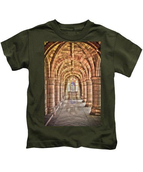Kelso Abbey Kids T-Shirt