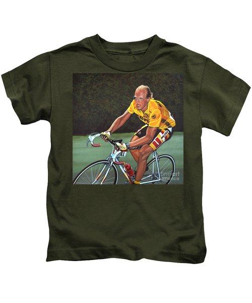 Laurent Fignon  Kids T-Shirt