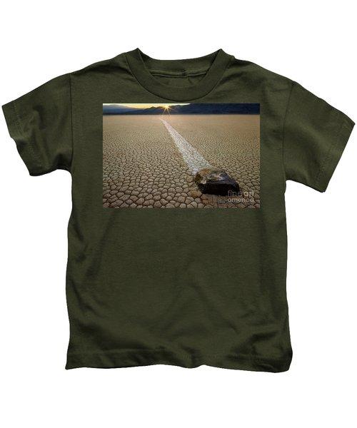 Racing Rock Kids T-Shirt