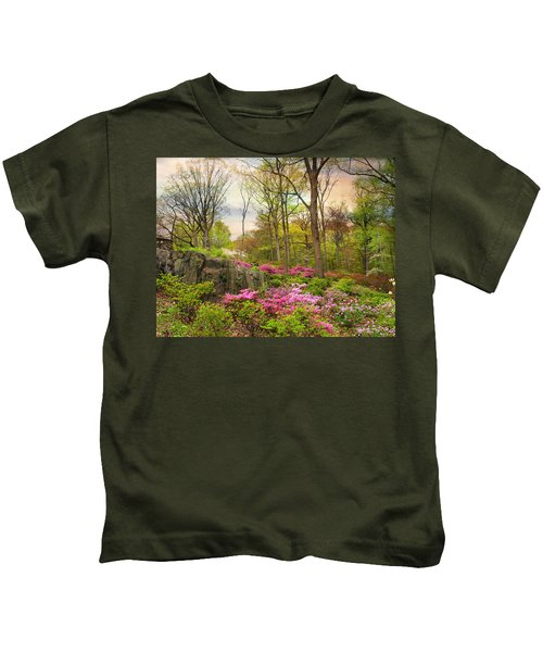 The Azalea Garden Kids T-Shirt