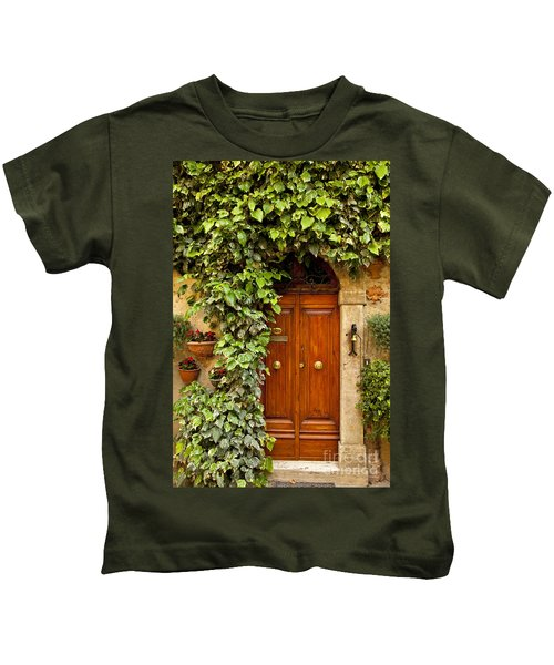 Tuscan Door Kids T-Shirt