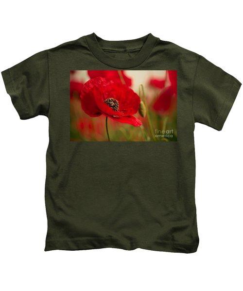 Poppy Dream Kids T-Shirt