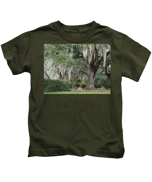 Spanish Moss Kids T-Shirt