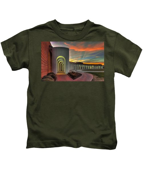 Ferguson Center For The Arts Kids T-Shirt