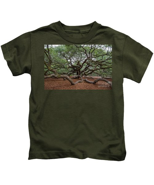 Mighty Branches Kids T-Shirt