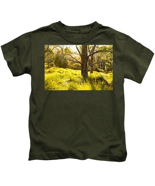 A Bare Tree Kids T-Shirt