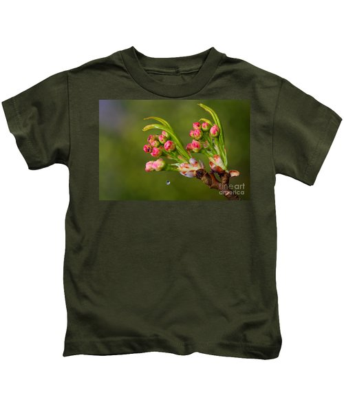 A Drop Of Water Kids T-Shirt