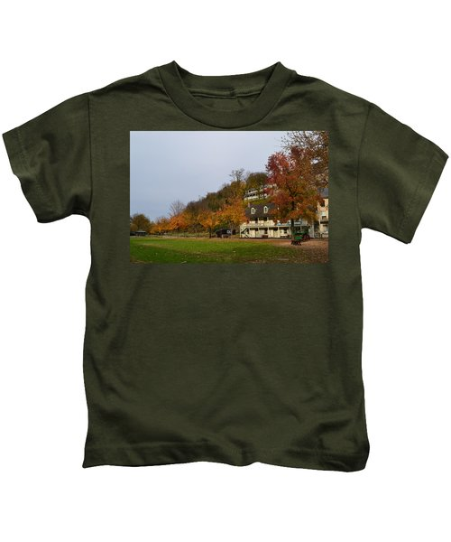 A Place In Time Kids T-Shirt