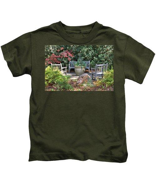 A Quiet Place To Meet Kids T-Shirt