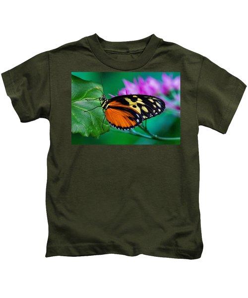 A Splash Of Colour Kids T-Shirt
