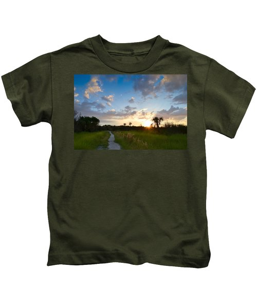 A Walk With You... Kids T-Shirt