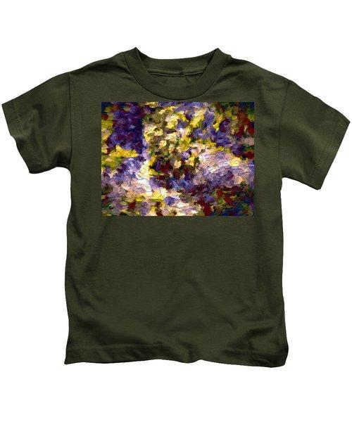 Abstract Artwork 10 Kids T-Shirt