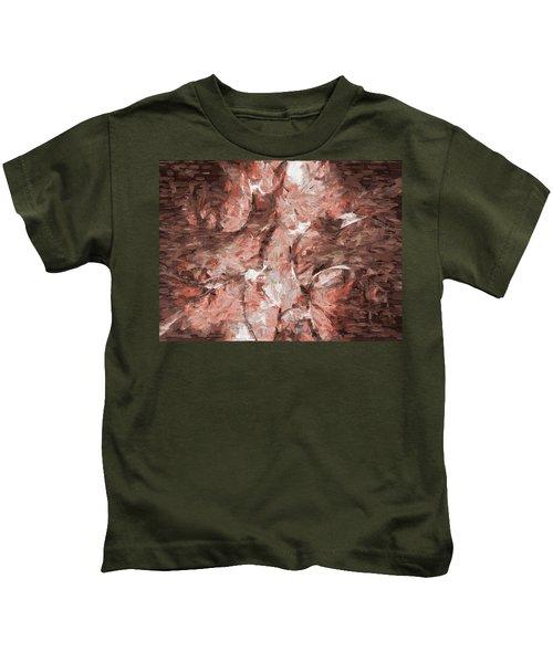 Abstract Artwork 16 Kids T-Shirt