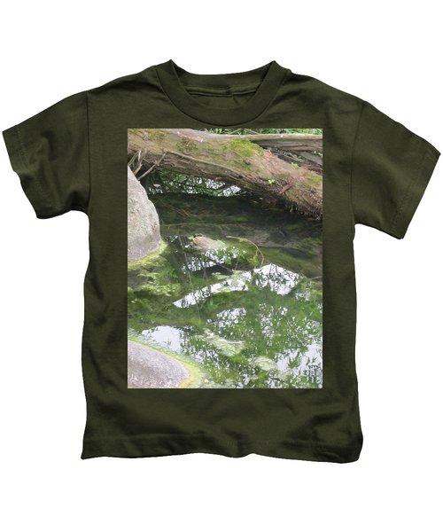 Abstract Nature 3 Kids T-Shirt