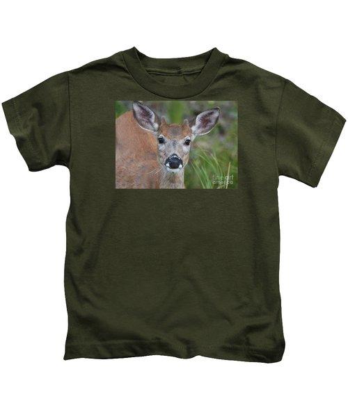 Adolescent Curiosity Kids T-Shirt