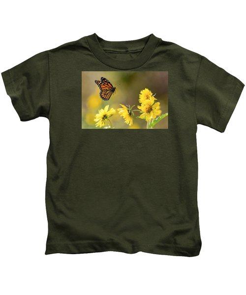 Air Monarch Kids T-Shirt
