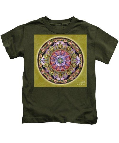 All Is Well Mandala Kids T-Shirt