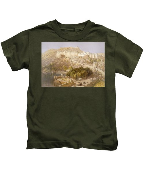 Ambair, From India Ancient And Modern Kids T-Shirt