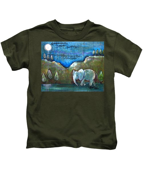 An Elephant For You Kids T-Shirt
