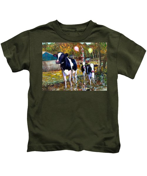 An007 Kids T-Shirt