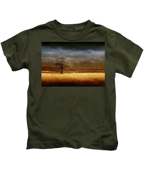 And The Rains Came Kids T-Shirt