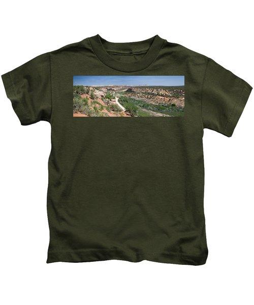 Angel Canyon Utah Kids T-Shirt
