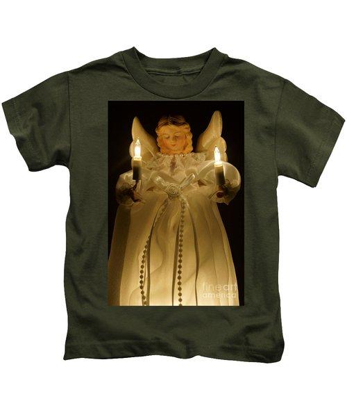 Angel Divine Kids T-Shirt