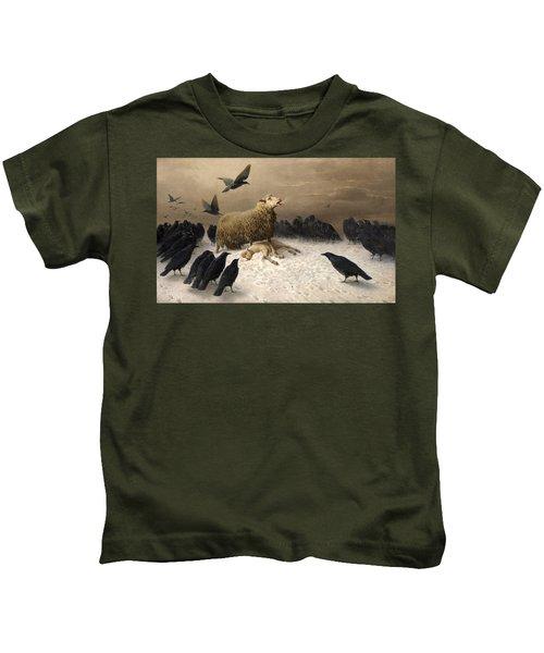 Anguish Kids T-Shirt