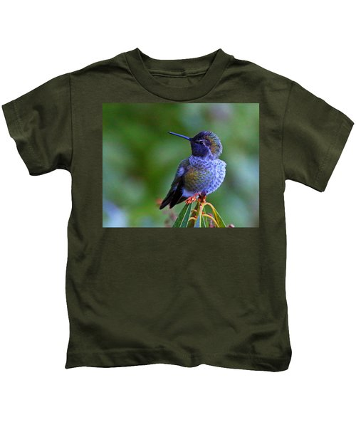 Annas Hummingbird Kids T-Shirt