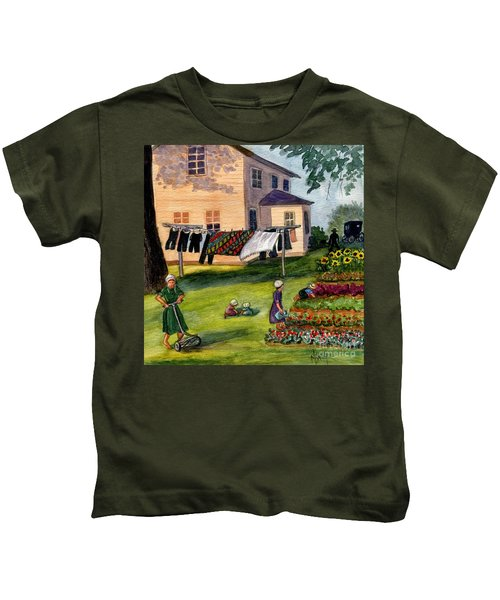 Another Way Of Life II Kids T-Shirt