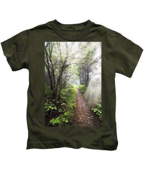 Appalachian Trail Kids T-Shirt