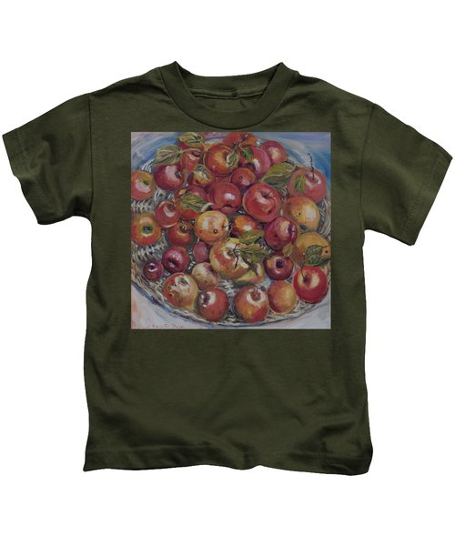 Apples Kids T-Shirt