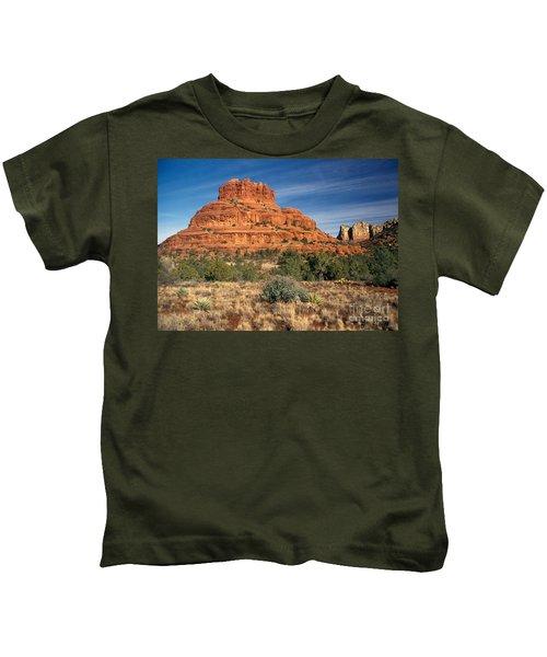 Arizona Sedona Bell Rock  Kids T-Shirt