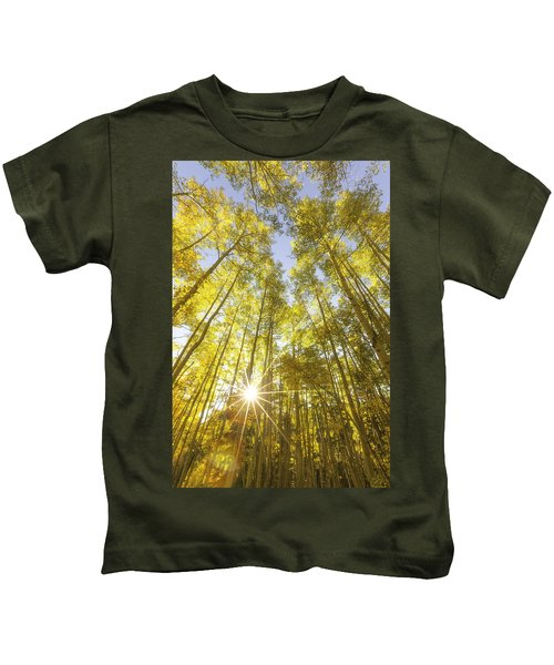 Aspen Day Dreams Kids T-Shirt