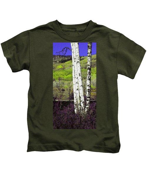 Aspens 4 Kids T-Shirt