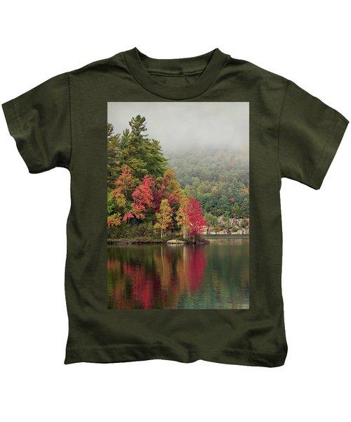 Autumn Breath Kids T-Shirt