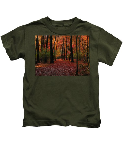 Autumn IIi Kids T-Shirt