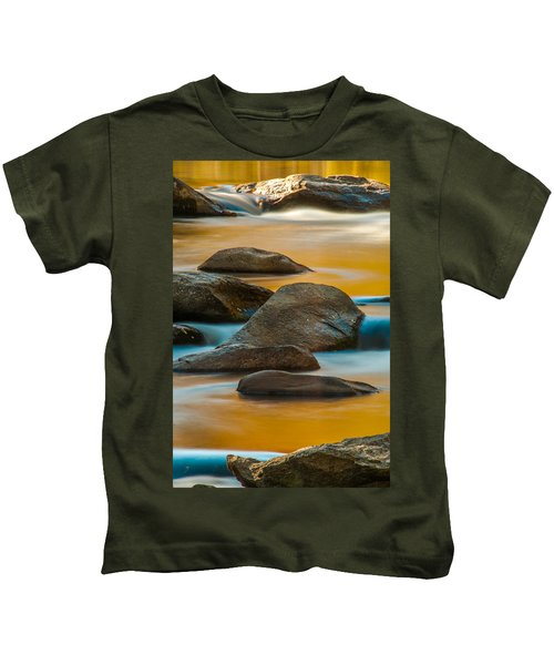 Autumn Stream Kids T-Shirt