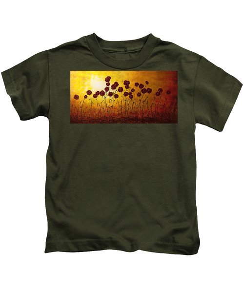 Autumn Valley Kids T-Shirt