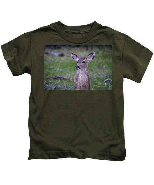 Baby Deer Kids T-Shirt
